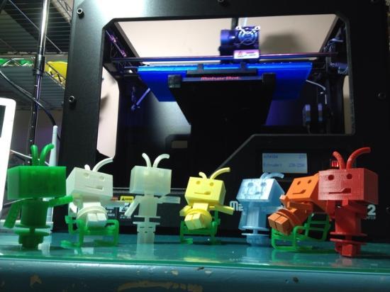 Stor intresse för 3D-printat vapen