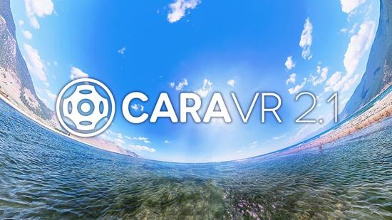 Foundry – CARA VR 2.1 ute nu!