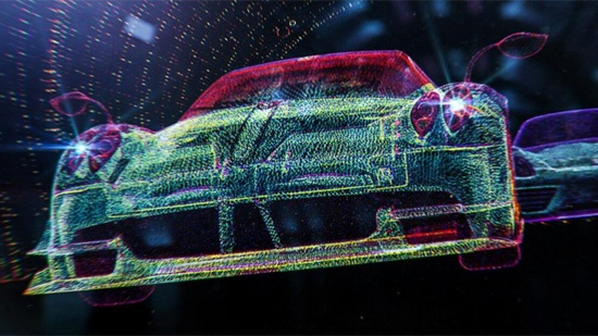 Maxon – XBox One X trailer gjord i Cinema 4D