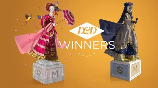 Lyckliga vinnare utsedda i David- & Diana-tävling!