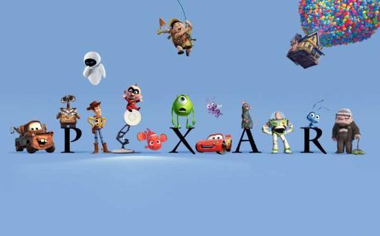 Skapa filmkaraktärer och historier som Pixar