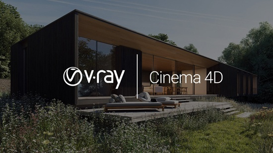 V-Ray 3.7 for Cinema 4D ute nu!