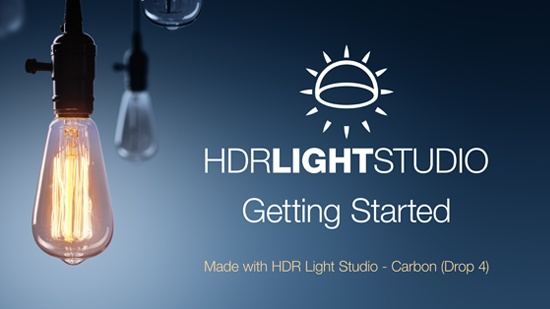 HDR Light Studio – Carbon Drop 4 ute nu