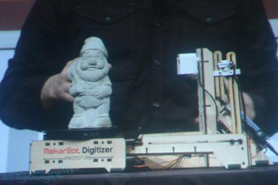 Aardmans 3D-modellerare 3D-printar figurer