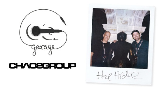 Chaos Group – Hal Hickel (ILM) – podcast