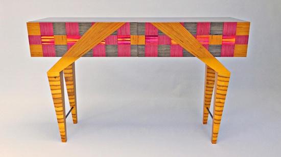 Unika möbler designade i SketchUp