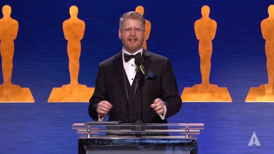 Se när MoGraph-teamet får teknisk Oscar