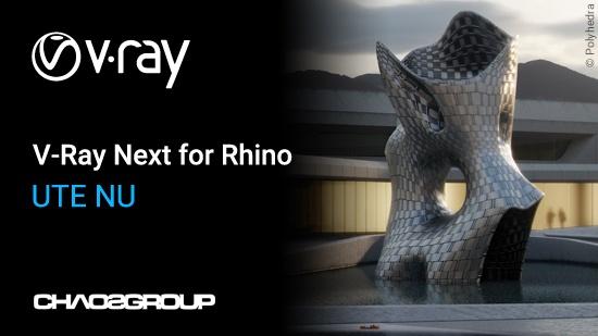 V-Ray Next for Rhino – ute nu!