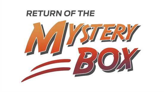Mystery Box kommer tillbaka – passa på!