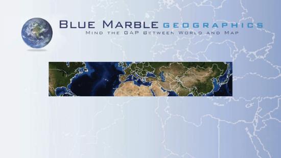 Webinar om Global Mapper den 19 mars