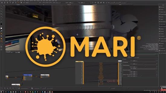 Foundry Mari 4.5 Beta visas upp