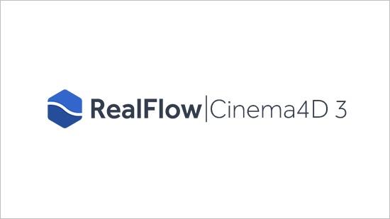Helt nya RealFlow   Cinema 4D 3 ute nu