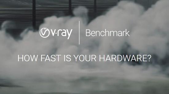 Testa datorkraften med V-Ray Benchmark