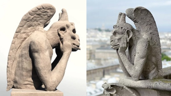Notre Dame – återuppbyggs med 3D?