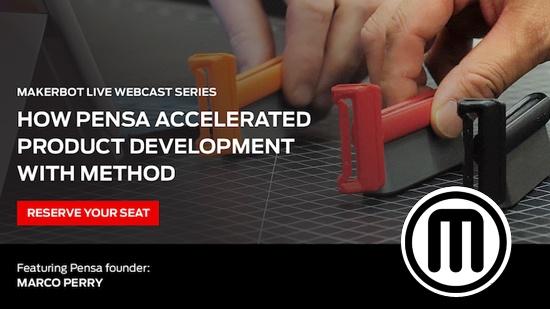 MakerBot – om snabbare produktutveckling