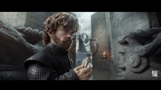 Game of Thrones-karaktärer skapade i 3D