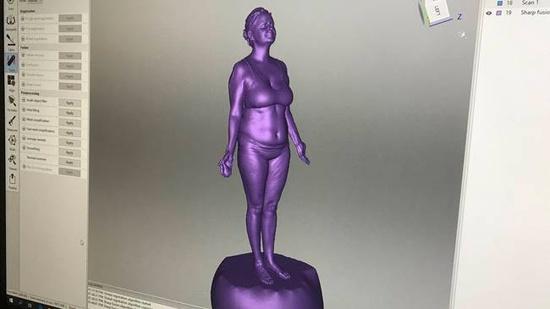 Halmstad-bor 3D-skannas och 3D-printas