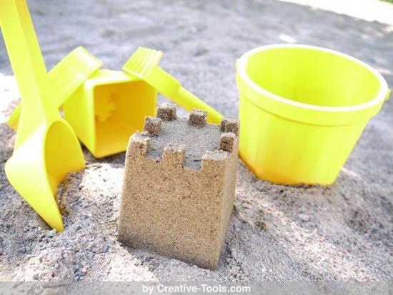 Sommartips: 3D-printa egna sandlådeleksaker till barnen!