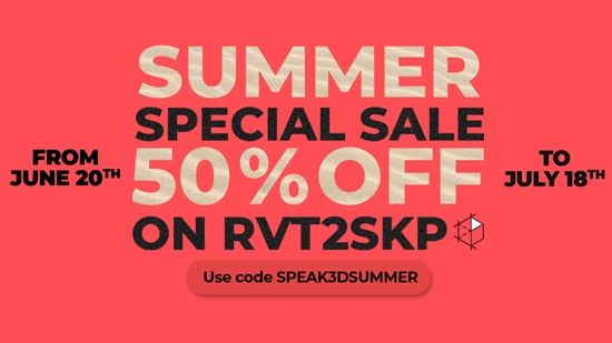Sommarrea – 50% på RVT2SKP