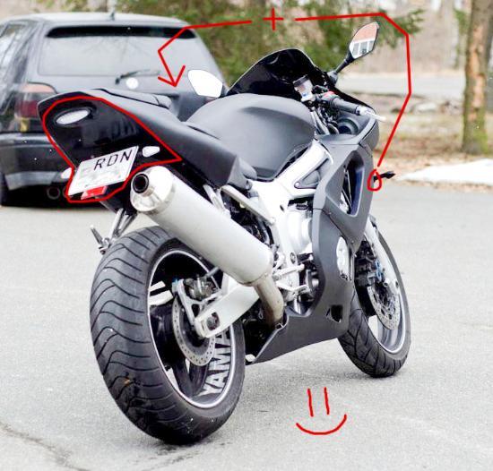 Dagens 3D-print – Styling av motorcykel!