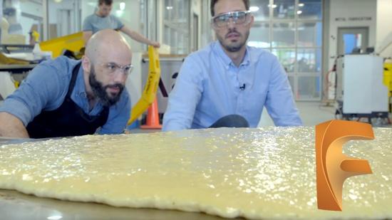 Gigantiska pannkakor – med Fusion 360