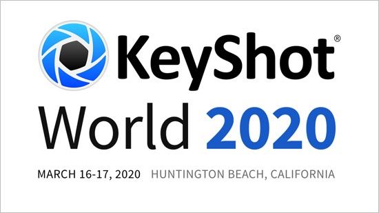 KeyShot World 2020, Huntington Beach, CA