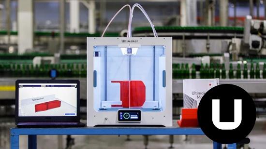 Lyckad ölproduktion med 3D-printing