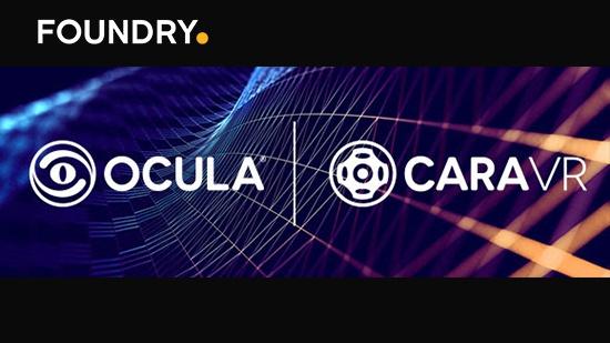 Foundry Cara VR 2.1v5 och Ocula 4.0v8 tillgängliga