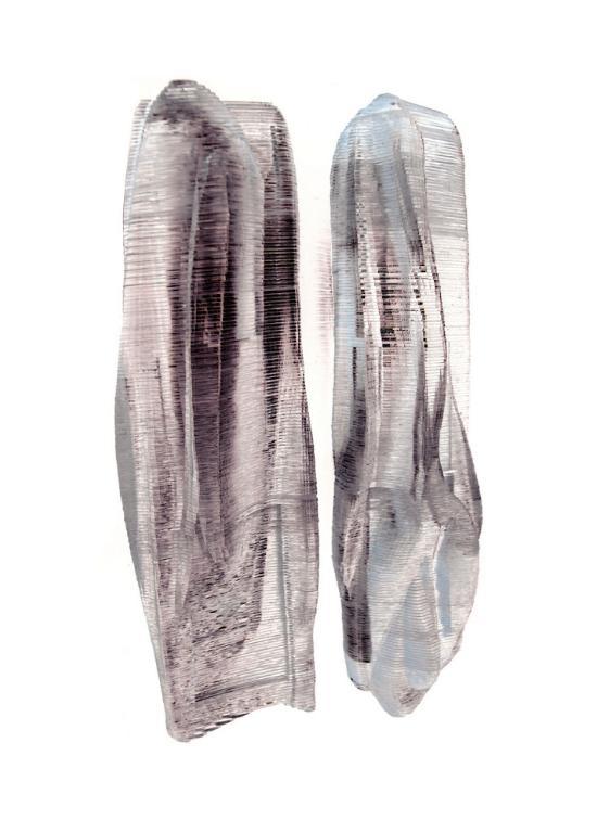 Se Jorge Ayalas laserskurna skulpturer