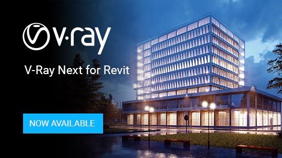 Webinar – nyheter i V-Ray Next for Revit