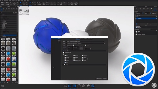 Använd Denoise i KeyShot 9