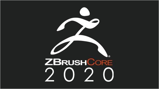 Nya ZBrushCore 2020 ute nu!