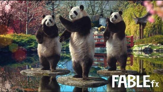 FABLEfx vinner två Clio och Epica