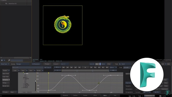 Tutorial-serie – lär dig Autodesk Flame del 3