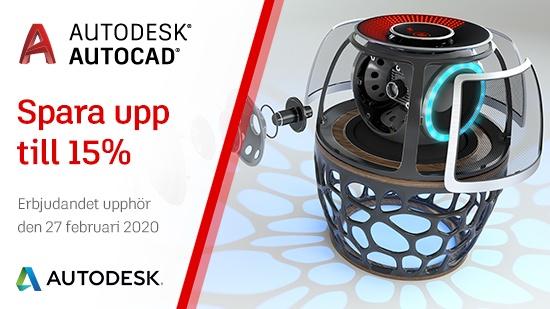 Ny Autodesk Flash Sale!