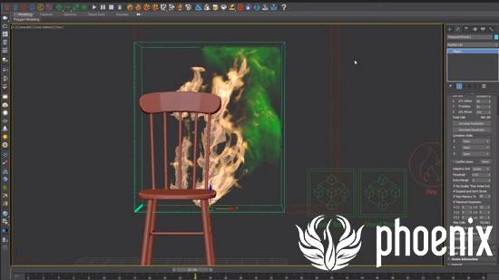 Upplev fluidsimuleraren Phoenix FD 4 i aktion