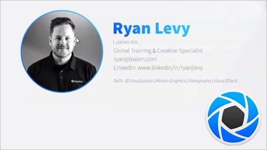 Virtual KeyShot World 2020: Ryan Levy
