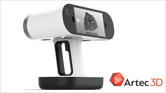 New Artec 3D Leo in our online store