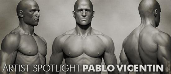 Digitalskulptören Pablo Vicentin och ZBrush