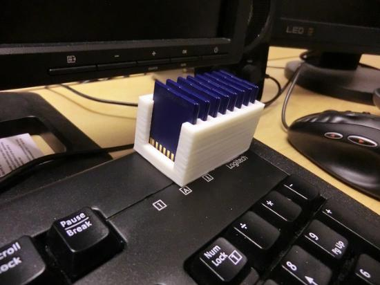 Se Autodesk 123D ihop med en Replicator 2X