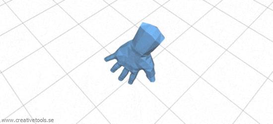 Github kan nu visa 3D-objekt