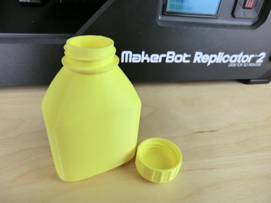 Standardgänga för skruvkorkar till flaskor