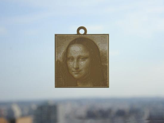 Skapa reliefbilder för 3D-print