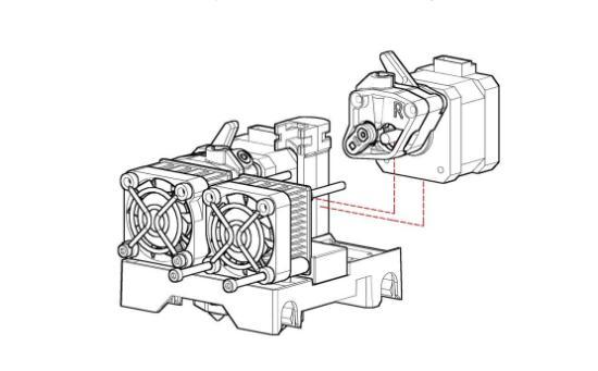 Hur man justerar printspetshöjden på MakerBot Replicator 2X 3D-skrivare