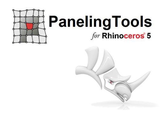 Om PanelingTools och Rhino 5
