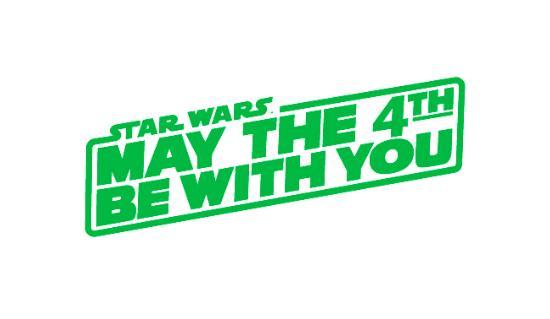Star Wars-dagen den 4 maj!