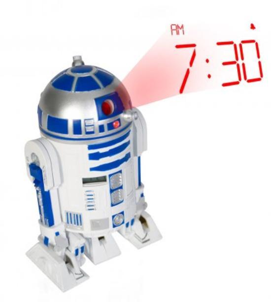 Bli väckt av R2D2
