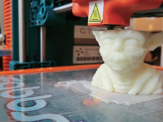 SVTs Agenda berättar om 3D-printing