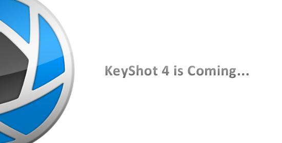 Köp KeyShot 3 få version 4 på köpet