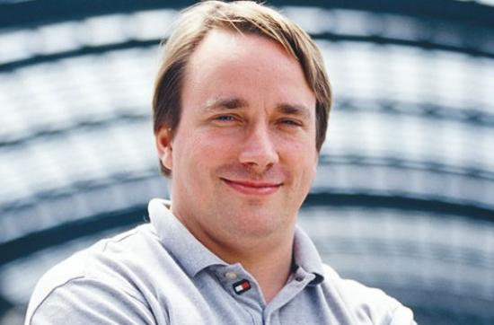 Linus Torvalds kör MakerBot 3D-skrivare!
